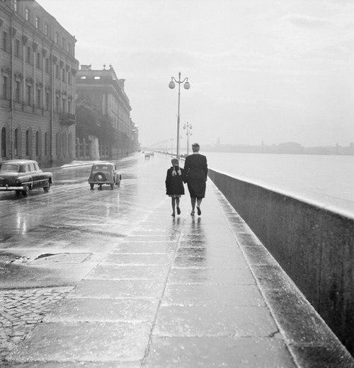Leningrad, 1957.