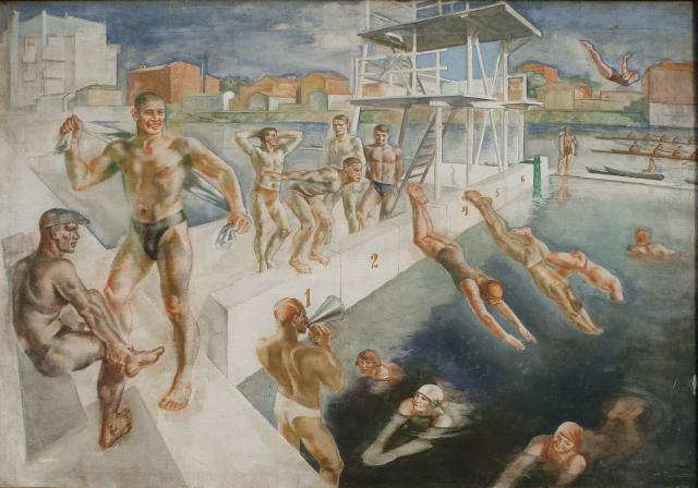 S. Loeppov - Watersportcentrum (1937)
