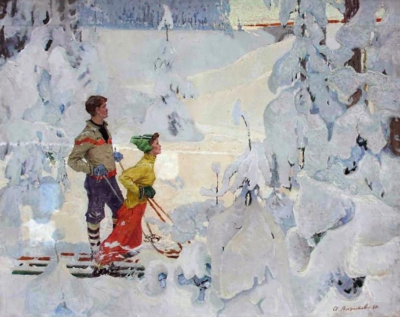 A. Mazitov - Wintersprookje (1960)