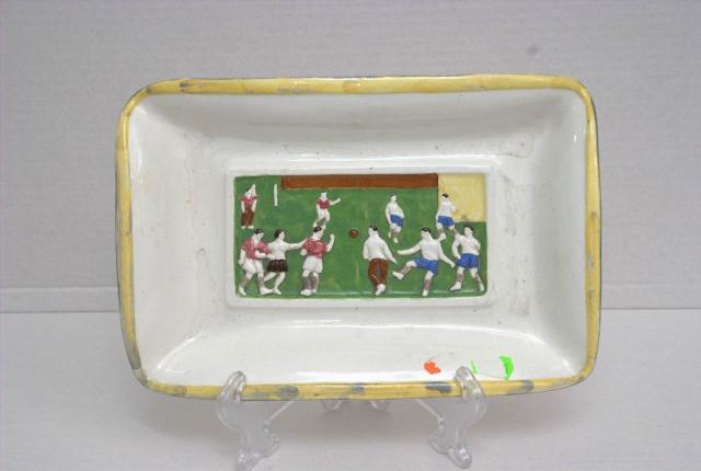 I. Tsjajkov - Voetbal (jaren dertig?) (2)