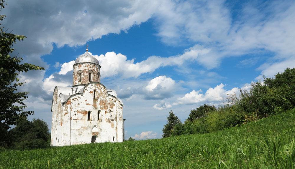 Novgorod Nicolaaskerk Lipno