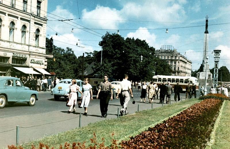 Riga, rond 1960