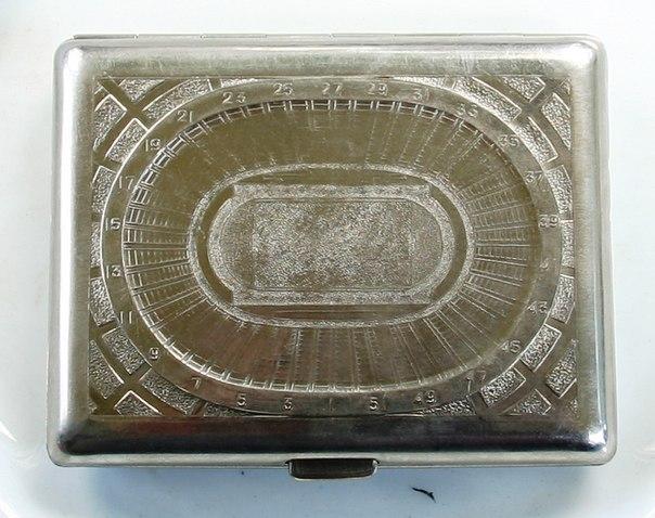 sigaretten Kirov stadion Leningrad