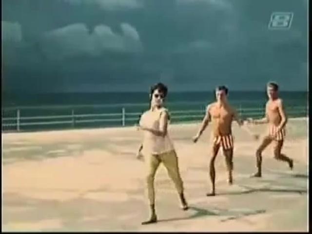 Baryshnikov Sotsji filmmuziek Sovjetunie Khanina Ranina