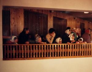Ozerki Leningrad Sint-Petersburg baptisten kerk Amerikanen