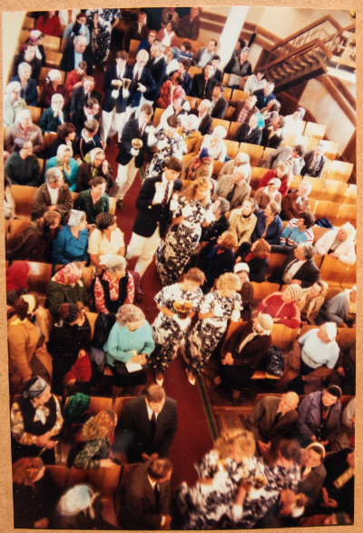 baptisten Rusland Sovjetunie Amerikaanse klokkenluiders Leningrad