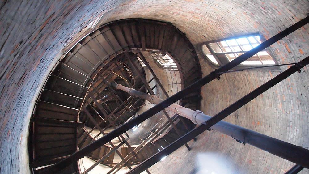 toren spoorwegmuseum