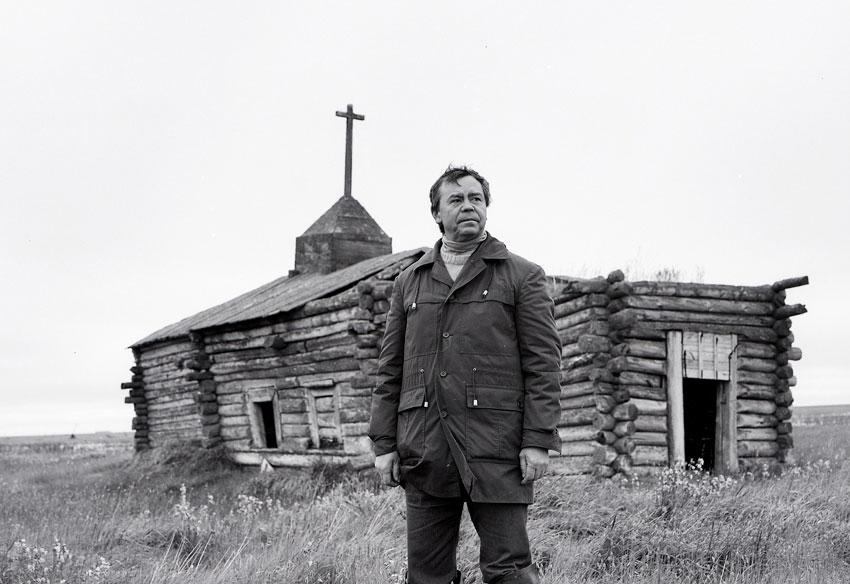 Valentin Raspoetin Russische literatuur schrijver dorpsschrijver