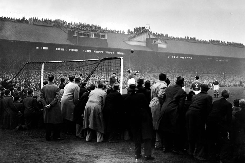 Stamford Bridge Dynamo Moscow 1945