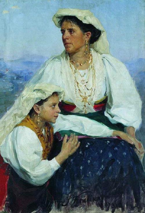 De Italiaansen (1906)