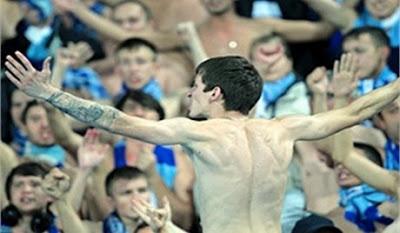Zenit supporters racisme supportersgeweld Rusland