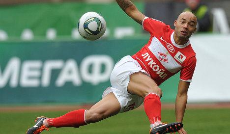 Demy de Zeeuw homo Spartak Moskou racisme