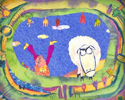 Slaap kindje slaap Russische tekenfilm Liza Skvortsova slaapliedjes