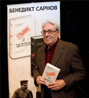 Benedikt Sarnov Stalin schrijvers