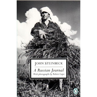 Steinbeck Capa Moscow A Russian Journal