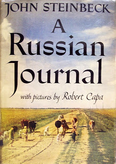 Steinbeck Capa A Russian Journal Soviet Union 1947