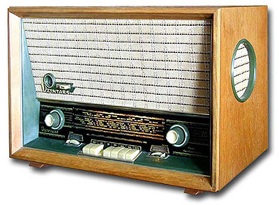 radio Sovjetunie poppenkamer