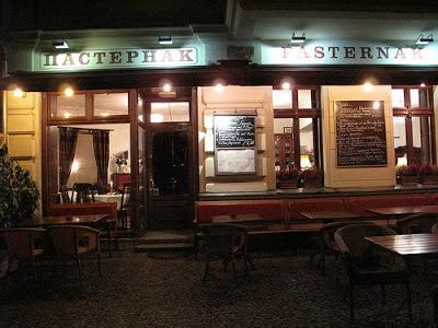 Café Pasternak Berlijn