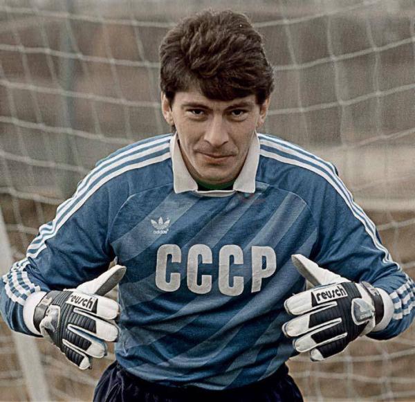 voetbal Europees kampioenschap Rinat Dasajev