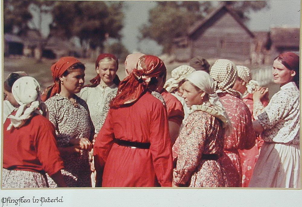 dorp Tweede Wereldoorlog Wehrmacht fotograaf Asmus Remmer