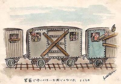 Japanse krijgsgevangen Tweede Wereldoorlog Sovjetunie