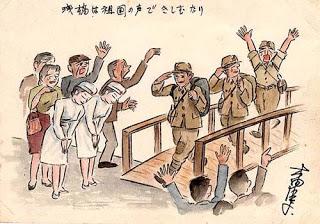 thuiskomst terugkeer Japanse krijgsgevangenen Rusland Kiuchi Nobuo