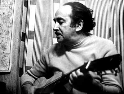 Galitsj bard muziek dichter Parijs vermoord Sovjetunie