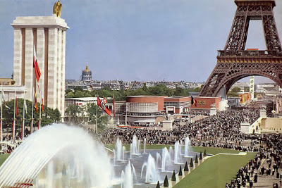 Wereldtentoonstelling 1937 Parijs techniek Prokoedin-Gorski fotograaf