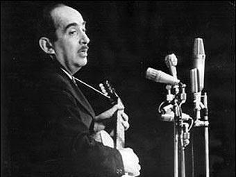 Galitsj muziek zanger dichter Sovjetunie Klim Petrovitsj