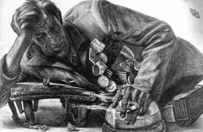 invaliden Valaam Tweede Wereldoorlog Rusland