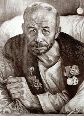 De tekeningen zijn van Gennadi Dobrov (1937-2011)