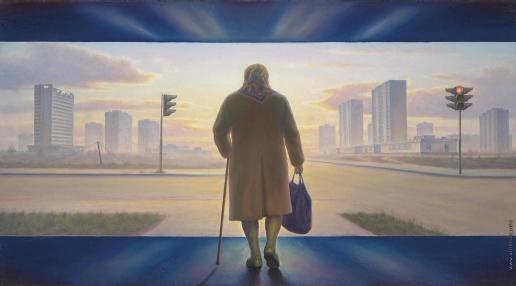Sergej Sjablavin: Avond. (1976)