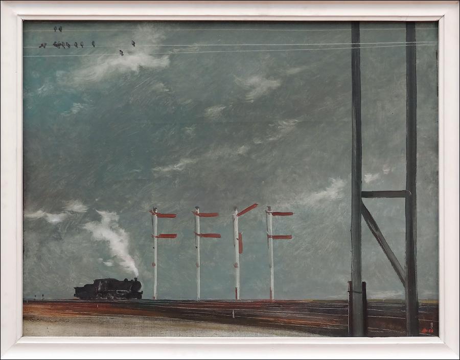 Georgi Nisski: Herfst. Seinen. (1932)