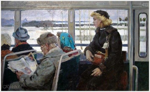 Vladimir Strojev: Bus. (Jaar?)