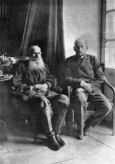vader zoon lev Tolstoj