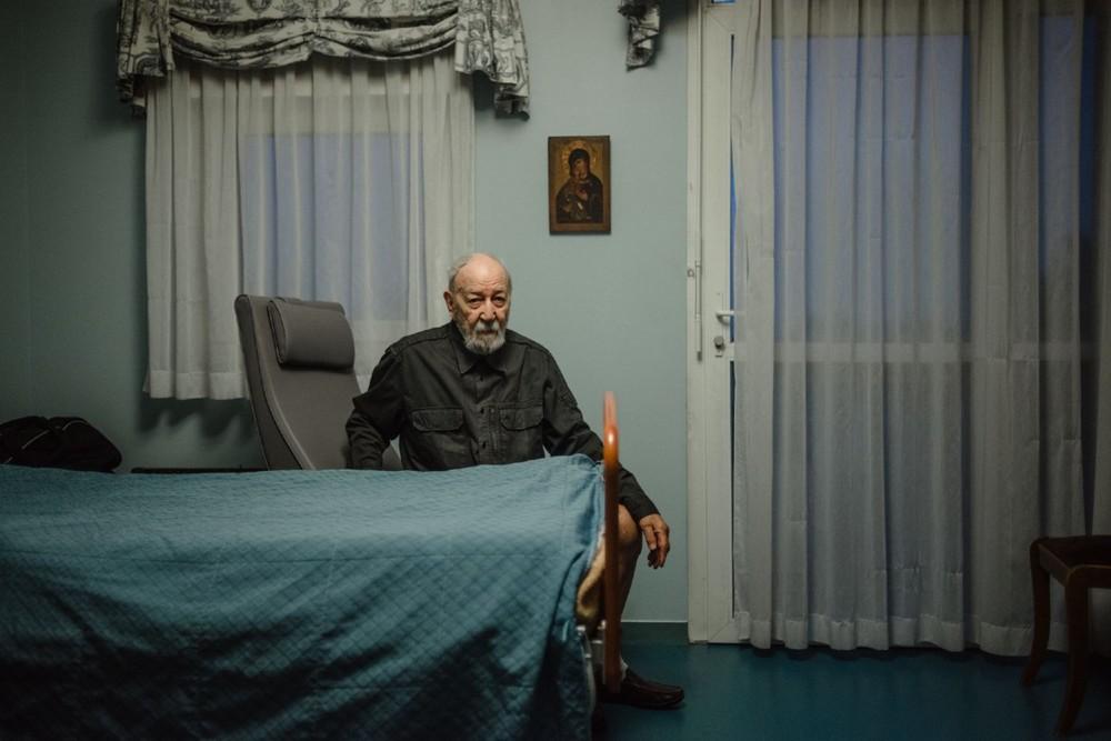Zemgor Paris old folks Russian emigrants