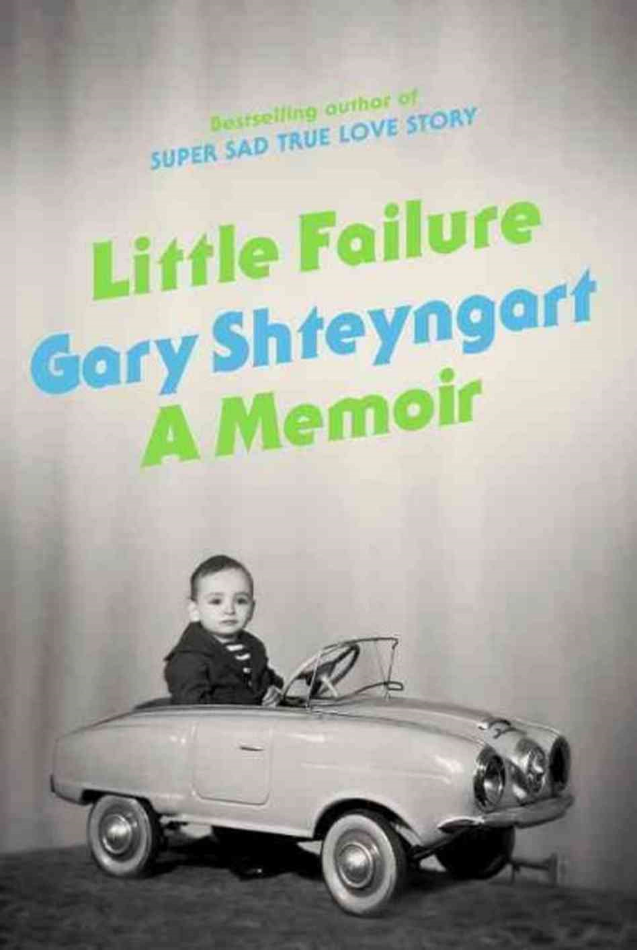 Shteyngart Little Failure