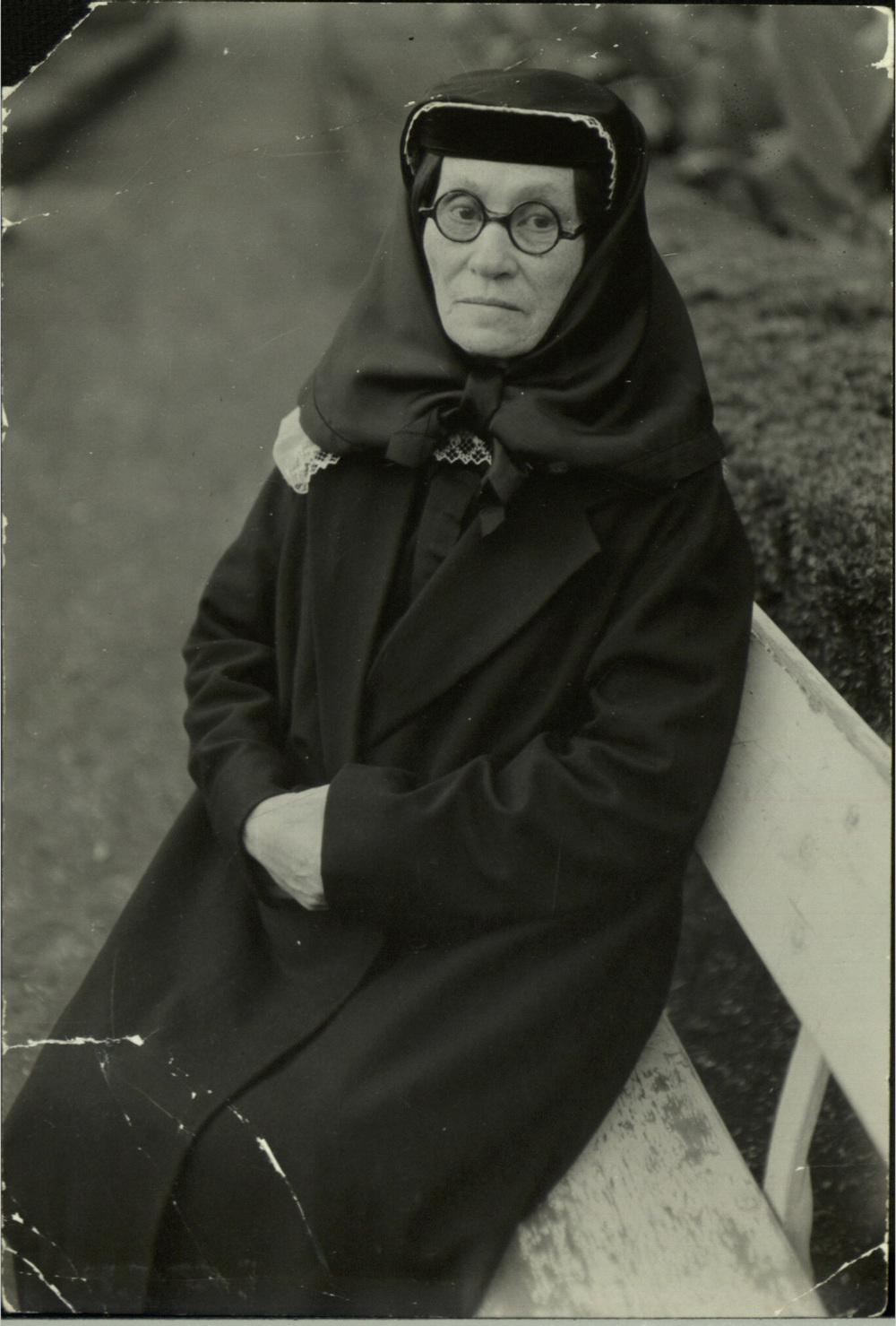 Jekaterina Dzjoegasjvili, de moeder van Stalin