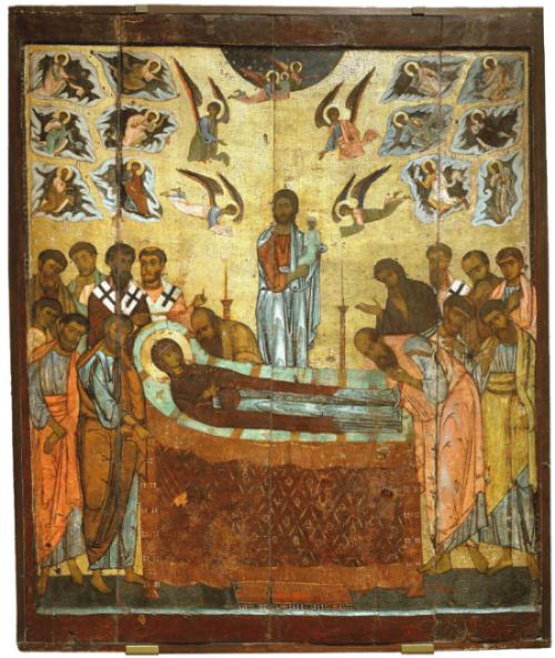 Russische iconen verklaring  symbolen perspectief heiligen