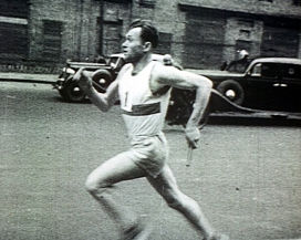 Georgi Znamenski, Moskou, 1942
