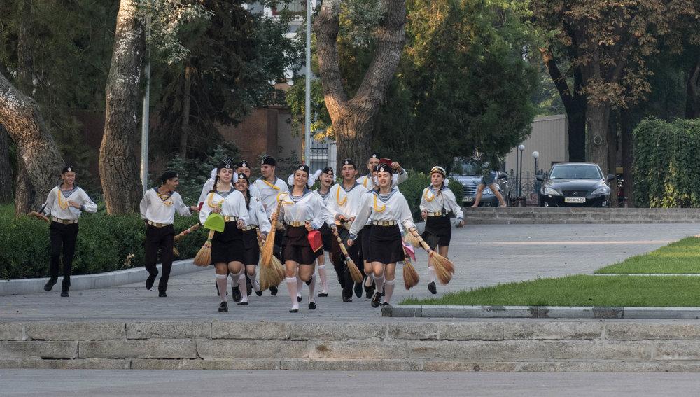 Odessa marine, eeuwige vlam onbekende matroos