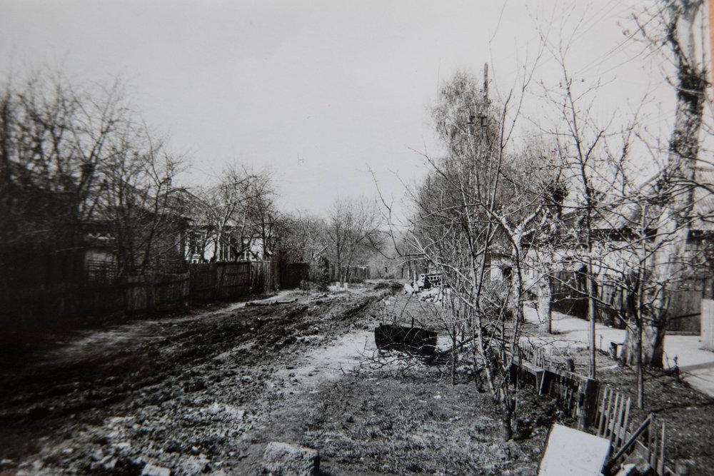 Dergelijke straatjes (deze was in de wijk achter het station), waren een uitzondering. Hoe het er daar nu uitziet, weet ik niet.