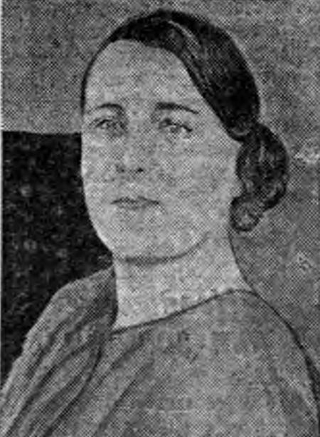 Jekaterina Noskova, NKVD-beul te Tomsk