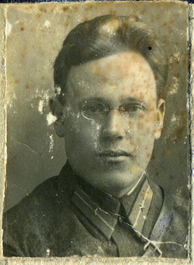 NKVD-beul Nikolaj Zyrjanov