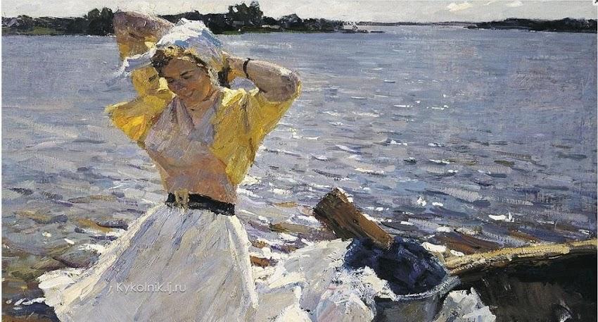 Vladimir Gavrilov - Een frisse dag (1958)