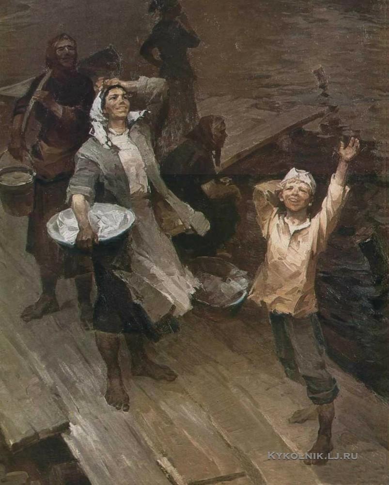 Stepan Netsjaj - Soldatenvrouwen (1984)
