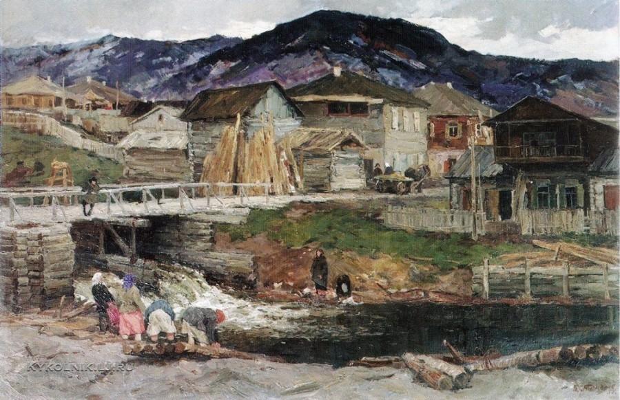 Vladimir Stozjarov - River de Bazajka (1958)