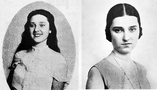 Irina Wentzel (haar voornaam wordt ook geschreven als Irene, haar achternaam ook als Wentzell en Veisel)