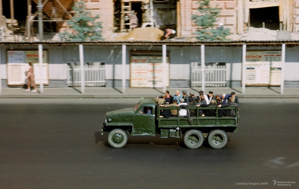 Novinski boelvard, Moskou.