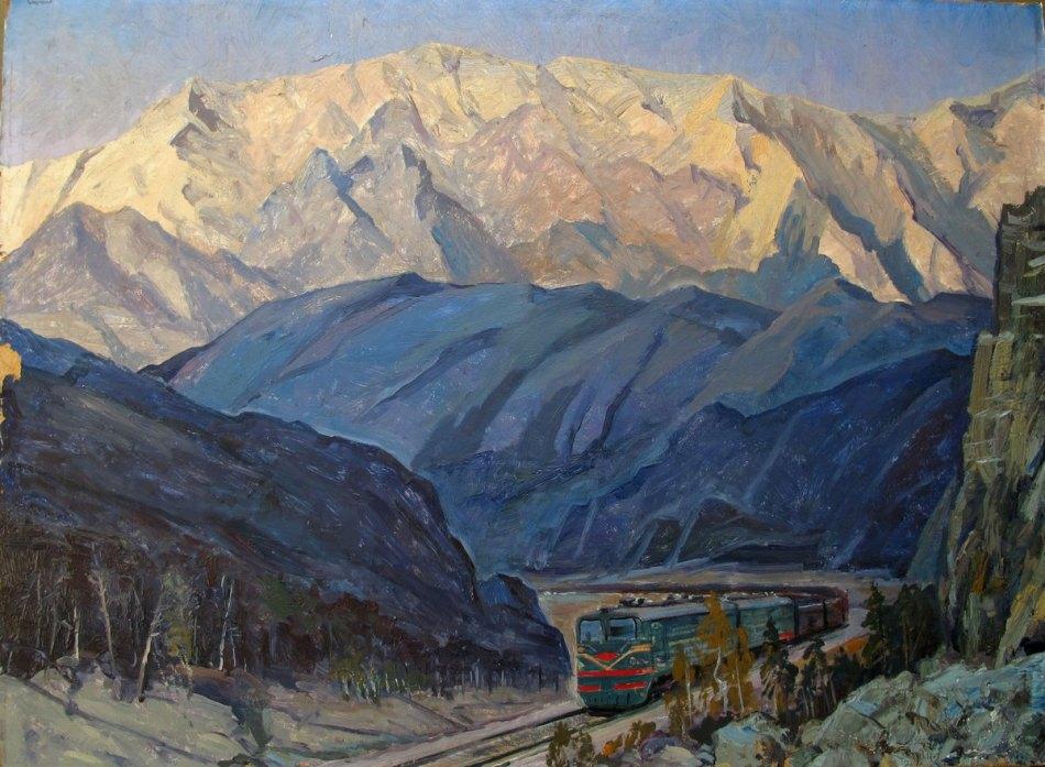 Joeri Titov - Nieuwe weg (jaren 70)